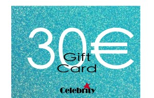 GIFTCARD 30 CELEBRITY