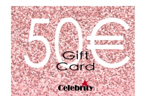 GIFTCARD 50 CELEBRITY