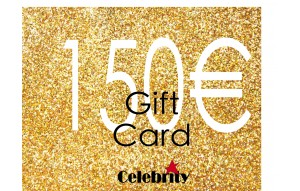 GIFTCARD 150 CELEBRITY